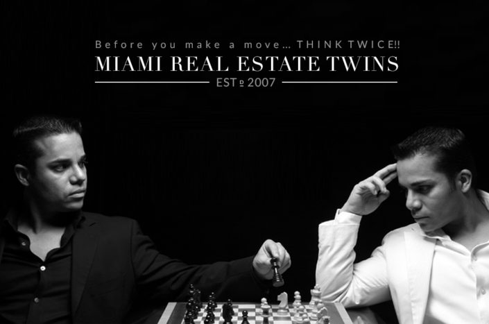 MIAMI REAL ESTATE TWINS