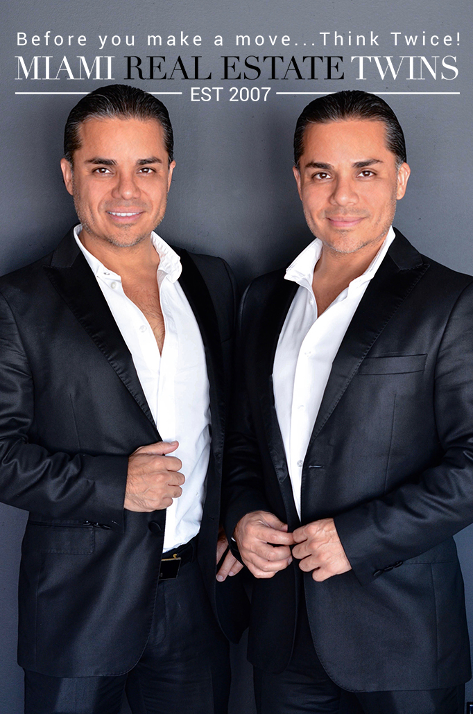 The Miami Real Estate Twins