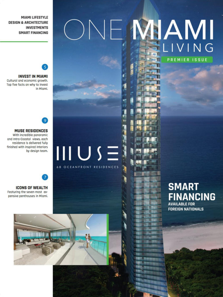 Real Estate Magazine Miami